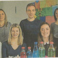 Cinq lycéens de Rochefeuille sont dans la presse