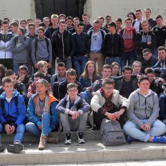 JOURNEE D'INTEGRATION BAC PRO CGEA