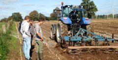 Travaux pratiques pour les apprentis CAPA Métiers de l'Agriculture