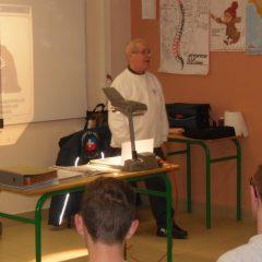 Formation Sauveteur Secouriste du Travail pour les apprentis CAPA de Rochefeuille