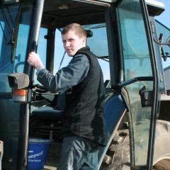 Reportage du journal l'Avenir Agricole sur l'apprentissage à l'UFA Rochefeuille