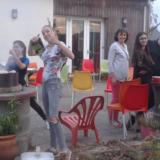 Un séjour d'intégration réussi pour les 1sapat de Mayenne