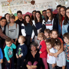 România pour les Terminales Sapat Ernée
