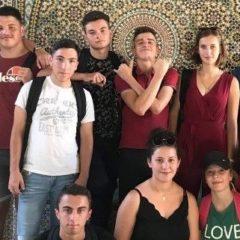 Voyage d'étude des classes de terminales VENTE, SAPAT : 45 élèves