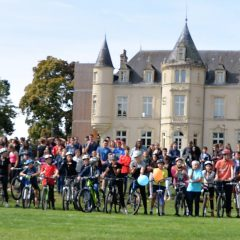 Virade lycée Rochefeuille 2017
