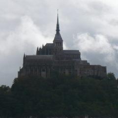 Les 3èmes au Mont Saint Michel